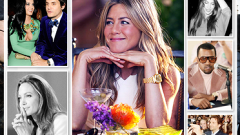 From Jay-Z to Jennifer Aniston: Celebrities and Their Favorite Watches   StyleCaster
