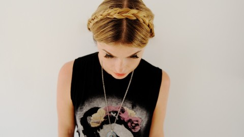 How To Get The Perfect Milkmaid Braid | StyleCaster