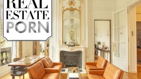 Real Estate Porn: A $17 Million NYC Penthouse and a Paris Mansion | StyleCaster