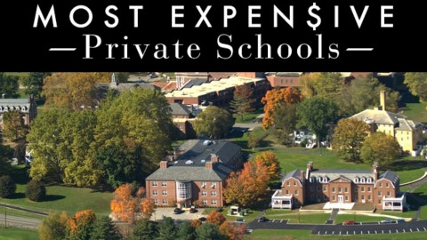 Top 25 Most Expensive Private Schools In America | StyleCaster
