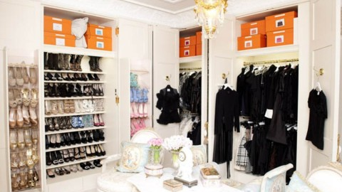 Inside 10 Socialite's Closets: Lauren Santo Domingo, Olivia Palermo, Aerin Lauder, More | StyleCaster
