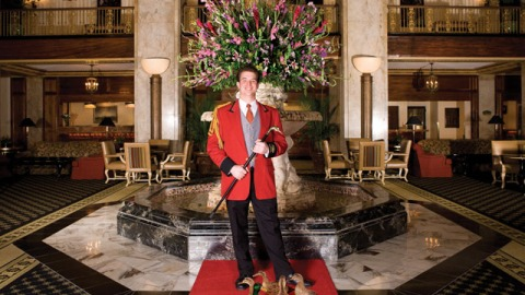 The Vivant's Top 10: A Hotel With a Duckmaster and Miley Cyrus In Couture   StyleCaster