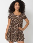 6 Floral Babydoll Dresses You Need This Fall (For Less Than $70)