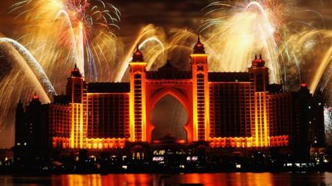 #Throwback Thursday: Atlantis Threw a $31 Million Party For Its Dubai Opening | StyleCaster