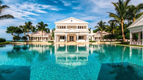 Celine Dion Lists Florida Mansion (Complete With Water Park) For $72.5 Million | StyleCaster
