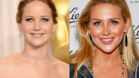 Celebrity Lookalikes: 10 Sets of Stars That Could Be Mistaken for Twins | StyleCaster