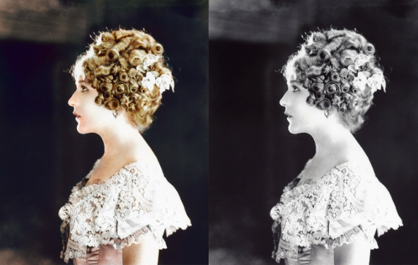 Colorized-History-Mary-Pickford