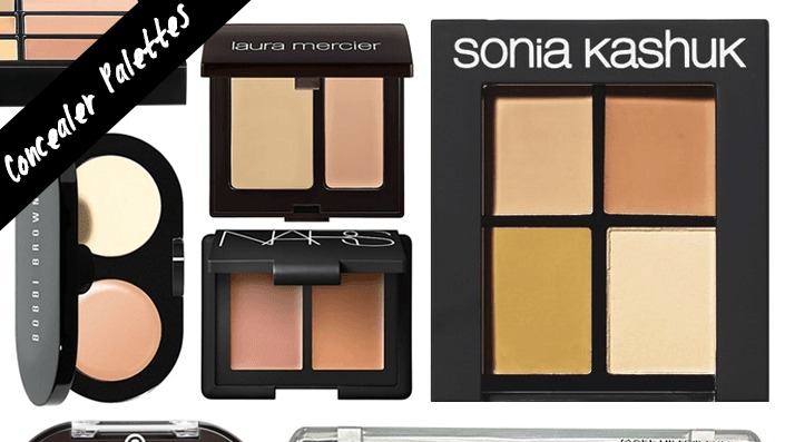 10 Best Concealer Palettes to Cover Up Every Situation
