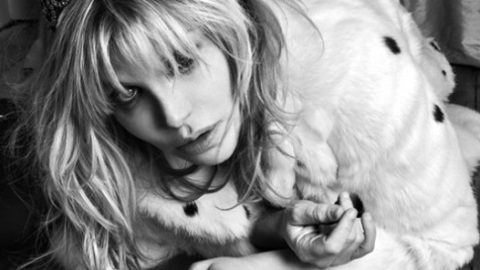 Courtney Love's Thoughts on Saint Laurent's $2,000 Trench Coat: Meh   StyleCaster