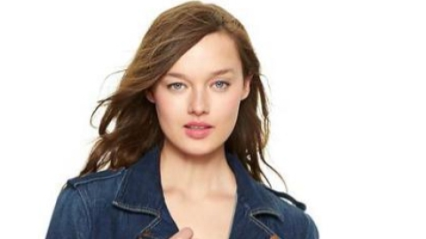 Want: A Slouchy Denim Moto Jacket For Under $100 | StyleCaster