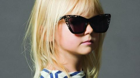 Karen Walker Chooses Hip Kids to Model New Sunglasses | StyleCaster