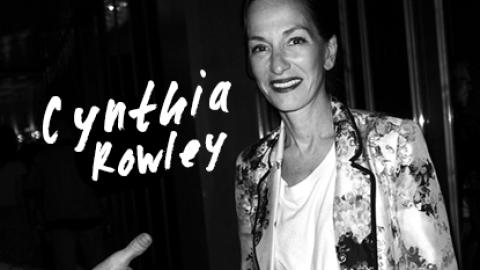 Cynthia Rowley: 20 Things I'm Loving Now | StyleCaster