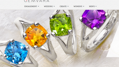 A Site to See: Gemvara Lets You Completely Customize Fine Jewelry | StyleCaster