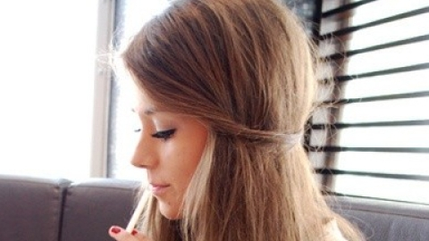 10 Gorgeous Date-Night Hair Ideas From Pinterest | StyleCaster