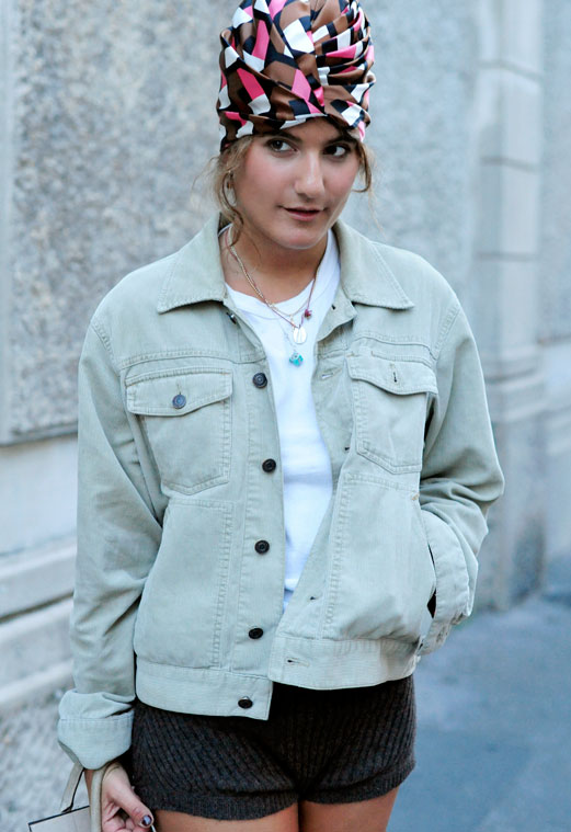 how to wear a turban street style