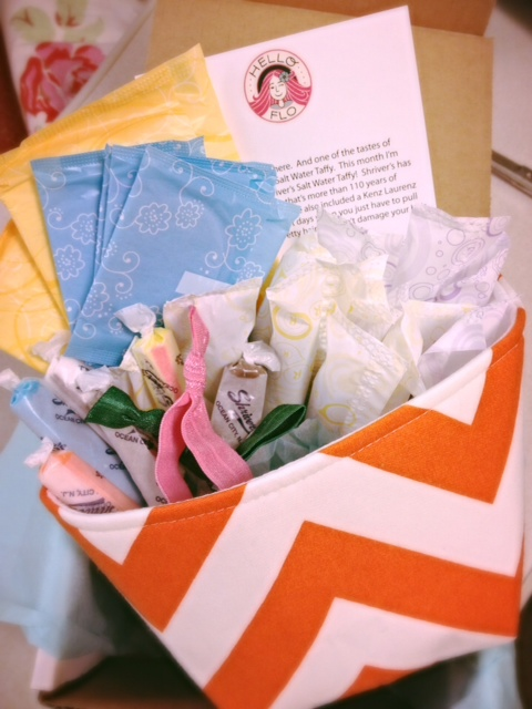 helloflo Delivery Services for Your Period Now Exist: Here Are 5 To Know
