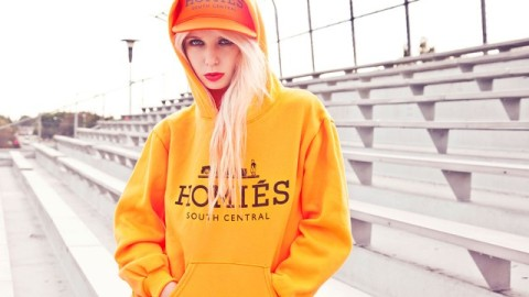 Designer Parodies And The Law: That Funny Homiés Sweatshirt Might Not Be Legal   StyleCaster