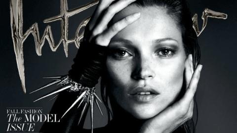 Kate, Linda, Naomi, Other Supermodels Grace <em>Interview's</em> September Issue | StyleCaster