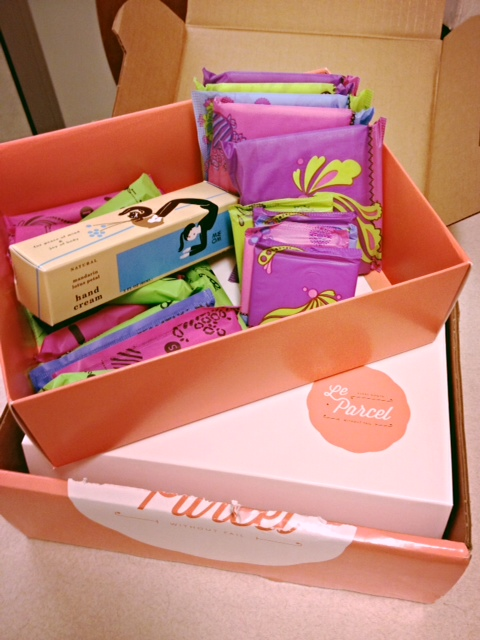 leparcel Delivery Services for Your Period Now Exist: Here Are 5 To Know