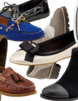 Trend Spotting: Menswear-Inspired Shoes For Fall