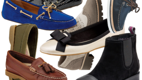 Trend Spotting: Menswear-Inspired Shoes For Fall | StyleCaster