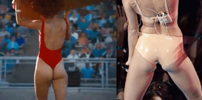 miley cyrus ass VMAs