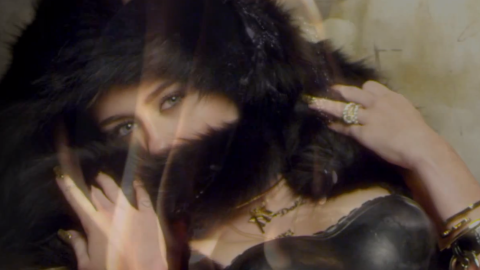 Watch: Miley Cyrus Shows Her Underboob In Big Sean's New Video for 'Fire'   StyleCaster