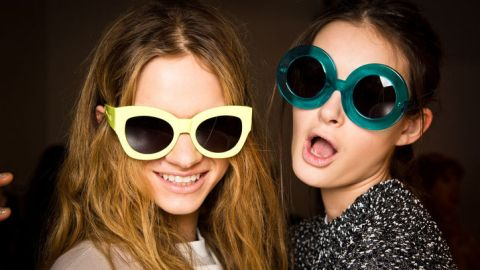 Trend to Try: Modern Pastel Sunglasses for Fall   StyleCaster