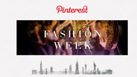Pinterest's Brand-New NYFW Board Gives You An Insider Look at the Action | StyleCaster