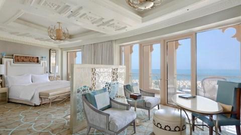 Stuff We Love: Arrive Via Helicopter to the New Waldorf Astoria Ras al Khaimah | StyleCaster