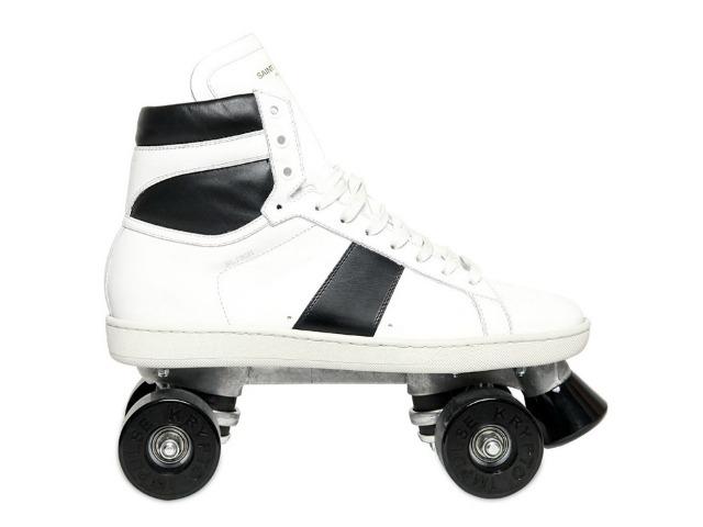 saint laurent 2013 fall winter rollerskates 1 Stuff We Love: Saint Laurent is Now Making Roller Skates