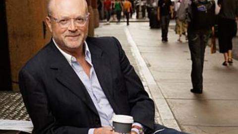 Wait, What? J.Crew CEO Mickey Drexler Will Be On 'Breaking Bad'   StyleCaster