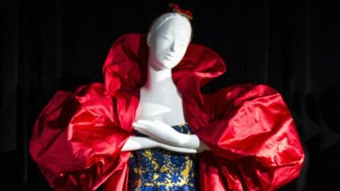 Harrods' Designer Disney Princess Dresses Will Go Up for Auction | StyleCaster