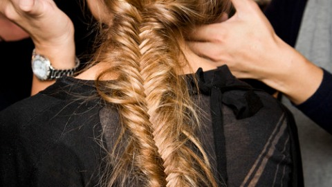 How To Really Do a Fishtail Braid (It's Easier Than You Think!) | StyleCaster