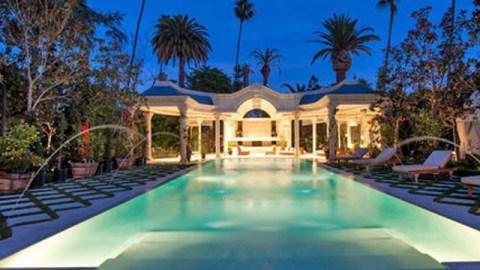 Real Estate Porn: Inside Ellen Degeneres' Ranch and Shakira's Beach Pad | StyleCaster