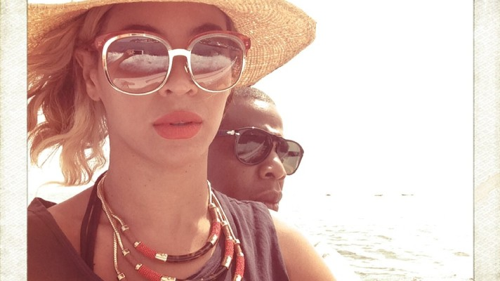 Envy Alert: What Beyoncé and Jay-Z Do on Their Average Vacation