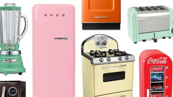The Best Retro Appliances: Our 7 Top Picks