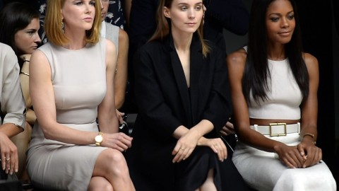 Celebrities in the Front Row: New York Fashion Week | StyleCaster