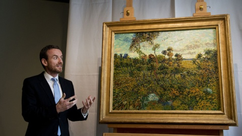 'New' Van Gogh Painting Discovered in Random Attic | StyleCaster
