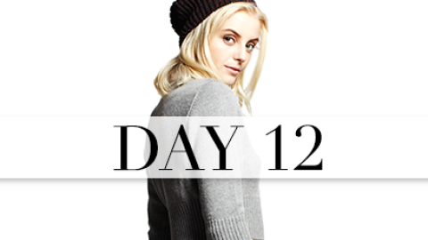 Day 12: Saturday Layers   StyleCaster
