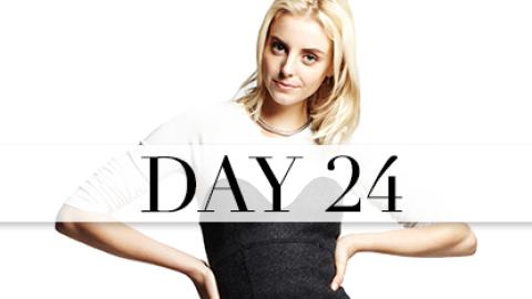 Day 24: Confident Feminine | StyleCaster