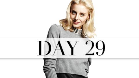Day 29: Autumn Flirt | StyleCaster