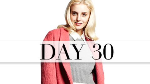Day 30: Modern Prep | StyleCaster