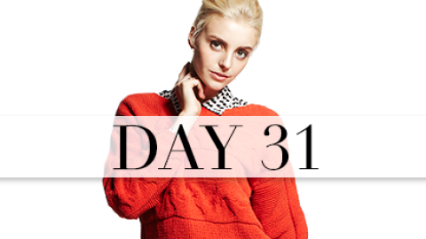 Day 31: Halloween Chic | StyleCaster