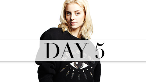 Day 5: Downtown Eclectic | StyleCaster