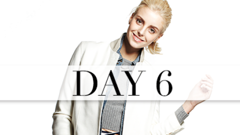 Day 6: Playful Crisp | StyleCaster