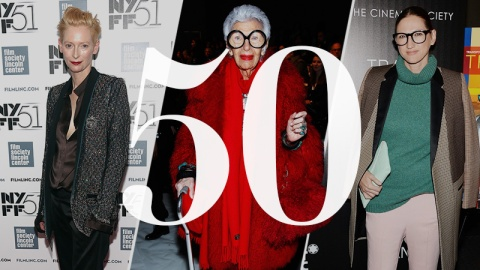 Personal Style Gets Better With Age | StyleCaster