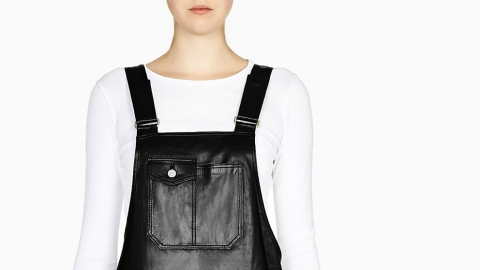 Acne's $3,000 Leather Overalls Are Actually Selling Out; Get the Look for Less | StyleCaster