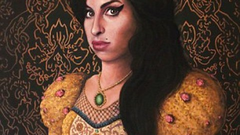 Check This Out: An English Art Student Paints Dead Rock Stars As Tudor Aristocrats   StyleCaster