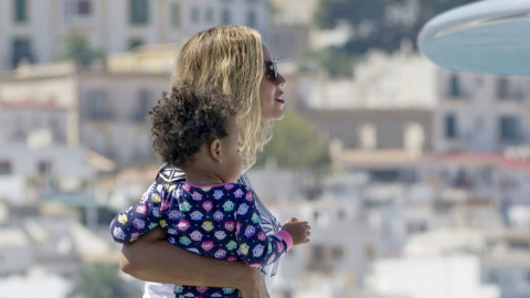 Blue Ivy Vacations in Ibiza: See a Close-Up of Her (Adorable) Face | StyleCaster